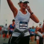 (200) Nike Women's Half Oct 2008 (finish line call w/absent run partner)
