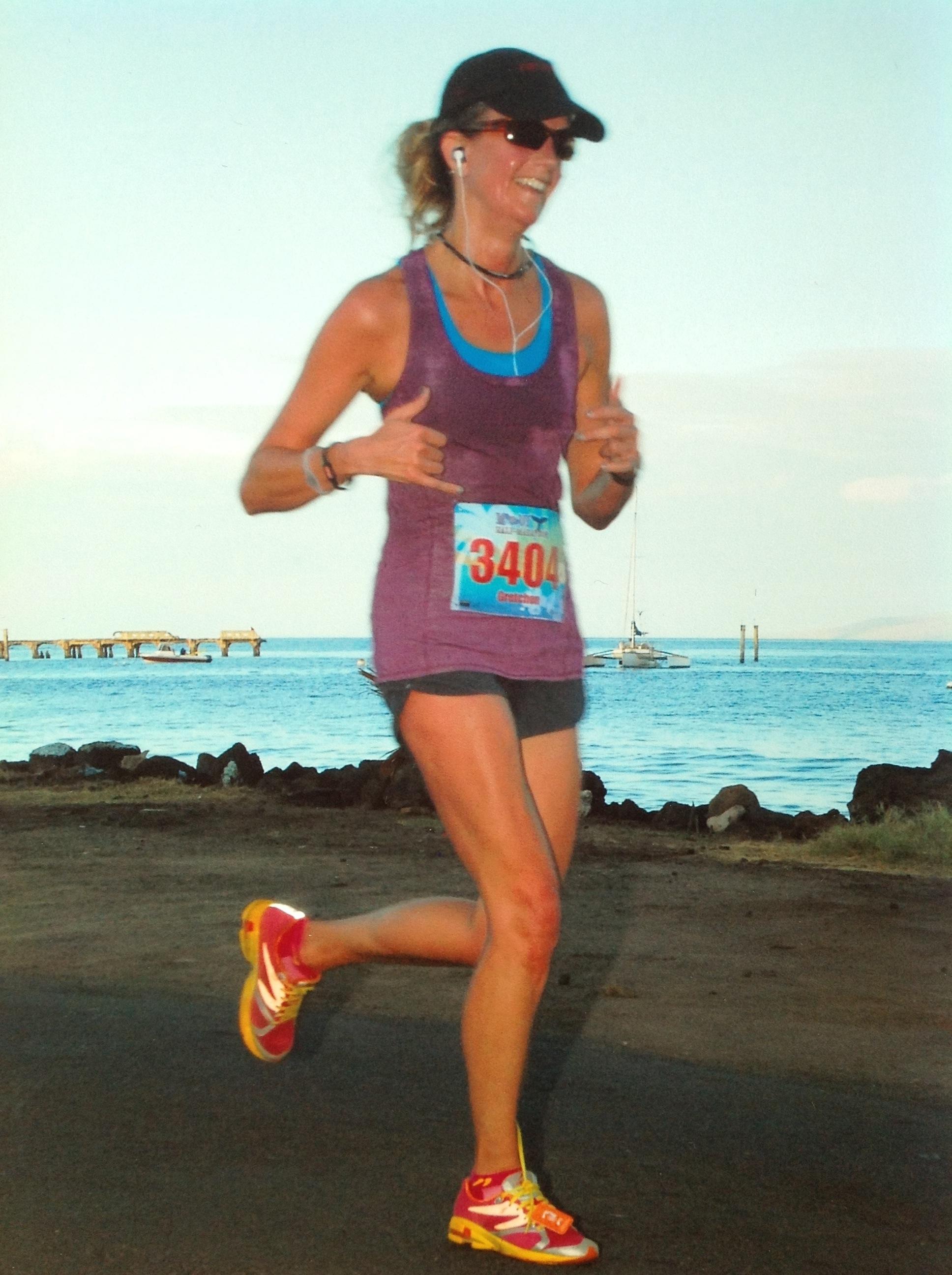 Maui Half Sep 2011